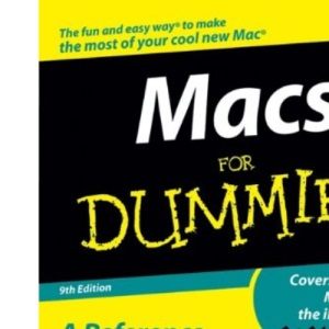 Macs For Dummies (For Dummies S.)