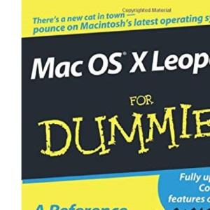 Mac OS X Leopard For Dummies
