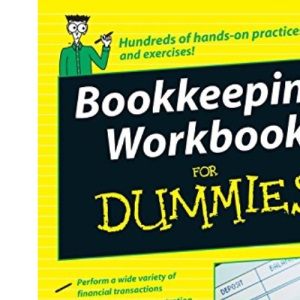 Bookkeeping Workbook For Dummies (US Edition)
