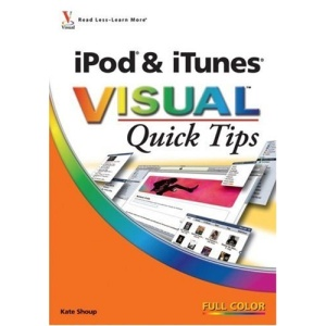 iPod and iTunes Visual Quick Tips