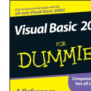 Visual Basic 2008 For Dummies (For Dummies S.)