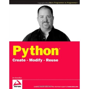 Python: Create, Modify, Reuse