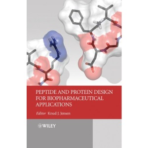 Peptide and Protein Design for Biopharmaceutical Applications