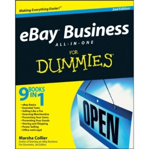 eBay Business All-in-one Desk Reference for Dummies (US Edition)