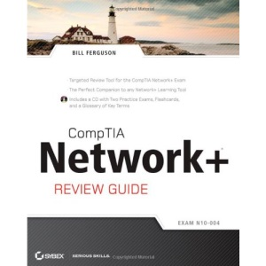 CompTIA Network+ Review Guide: (Exam N10-004)