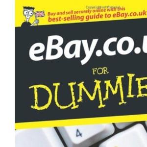eBay.co.uk For Dummies (For Dummies S.)