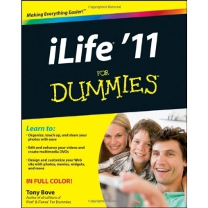 iLife '11 For Dummies (For Dummies (Computers))