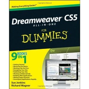 Dreamweaver CS5 All-in-one For Dummies (For Dummies (Computers))