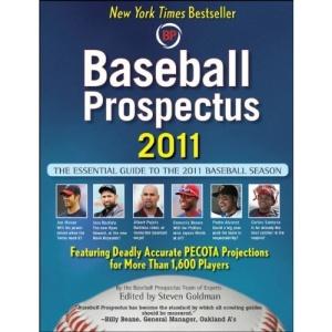 Baseball Prospectus 2011