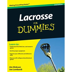 Lacrosse for Dummies (For Dummies (Lifestyles Paperback))