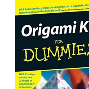 Origami Kit for Dummies (For Dummies (Lifestyles Paperback))