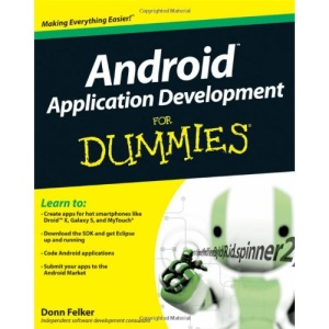 Android Application Development For Dummies (For Dummies (Computer/Tech))