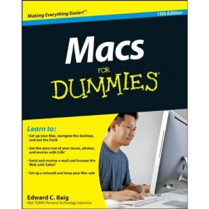 Macs For Dummies (For Dummies (Computers))