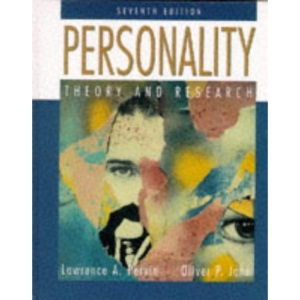 Personality: Theory and Research (7th Edition)