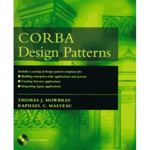 CORBA Design Patterns (Wiley computer publishing)