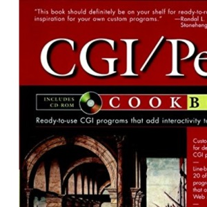 The CGI Cookbook: Perl and Java Script