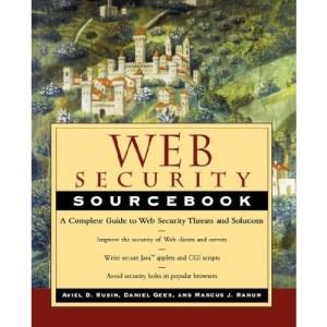 Web Security Sourcebook (UNESCO Energy Engineering)