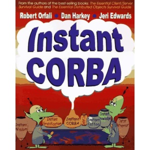 Instant CORBA (Wiley computer publishing)