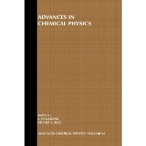 Advances in Chemical Physics: v.110: Vol 110
