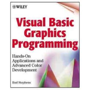 Visual Basic Graphics Programming 2nd Edition [Book & CD Rom]
