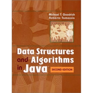 Data Structures and Algorithms in Java 2nd Ed.