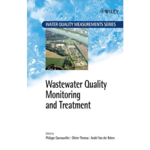 Wastewater Quality Monitoring and Treatment: On-line Methods (Water Quality Measurements)