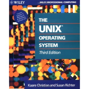 The UNIX Operating System (Wiley Professional Computing)