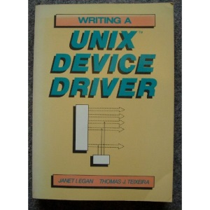 Writing a UNIX Device Driver