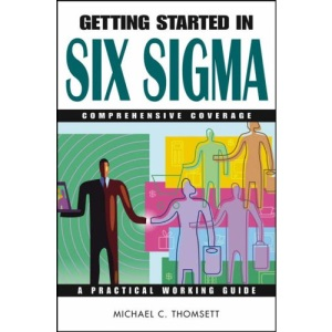 Getting Started in Six Sigma: 111