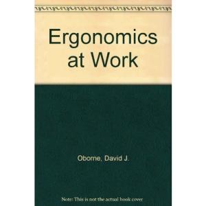 Ergonomics at Work