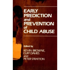 Early Prediction and Prevention of Child Abuse