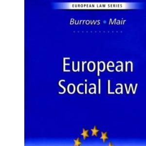 European Social Law (European Law)