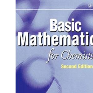 Basic Mathematics for Chemists 2e