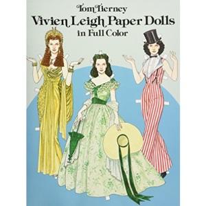 Vivien Leigh Paper Dolls (Dover Celebrity Paper Dolls)
