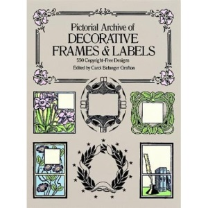 Decorative Frames and Labels (Picture Archives)