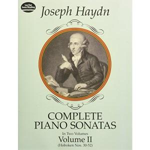 Complete Piano Sonatas: 002 (Dover Music for Piano)