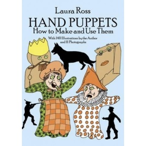 Hand Puppets (Dover Craft Books)