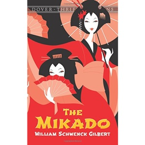 The Mikado (Dover Thrift)