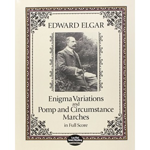 Enigma Variations and Pomp and Circumstance Marches Nos. 1-4 in Full Score