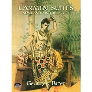 Carmen Suites 1 and 2 in Full Score