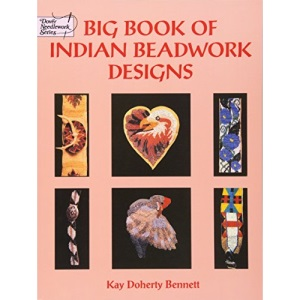 Big Book Indian Beadwork Designs (Dover Needlework)