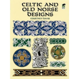 Celtic and Old Norse Designs (Dover Pictorial Archive)