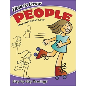 How to Draw People (Dover Pictorial Archives)