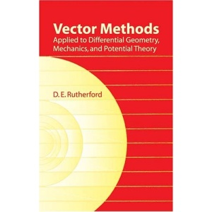 Vector Methods Applied to Different (Dover Books on Mathematics)