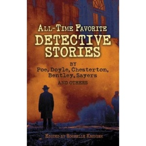 All-Time Favorite Detective Stories (Dover Mystery, Detective, Ghost Stories and Other Fiction)