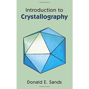 Introduction to Crystallography (Dover Classics of Science & Mathematics)