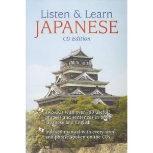 Listen & Learn Japanese (Dover Language Guides Listen and Learn)