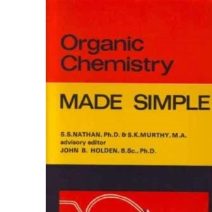 Organic Chemistry (Made Simple Books)