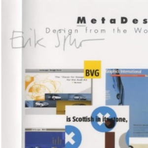 MetaDesign: Design from the Word Up (The Cutting Edge)