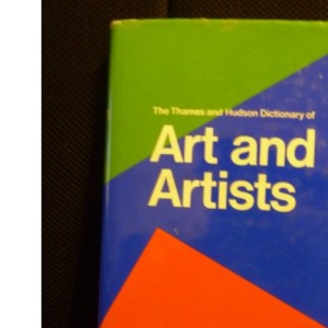 Dictionary of Art and Artists